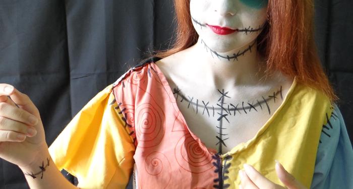 Sally, the Rag Doll