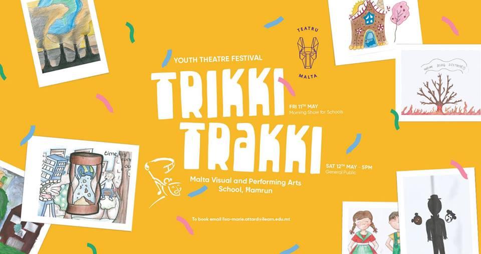 TRIKKI TRAKKI – Youth Theatre Festival